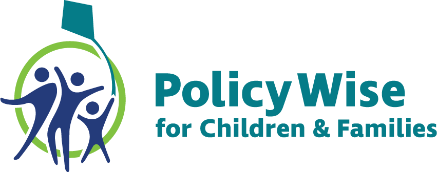 Logo for PolicyWise for Children & Families